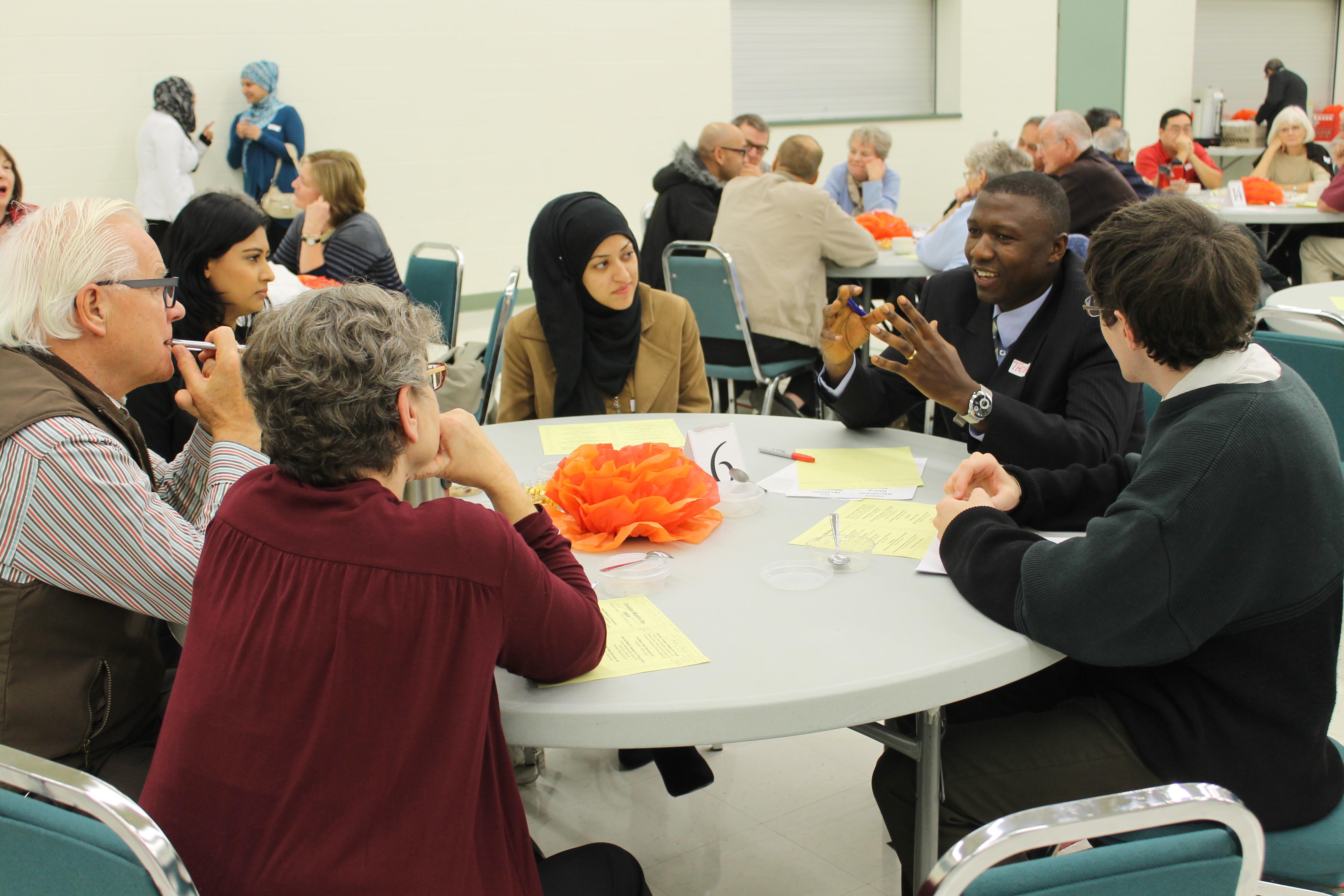 Muslim Christian Dialogue 2015